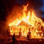 Rumah di Sidoarjo Terbakar, Diduga Dibakar Sang Anak