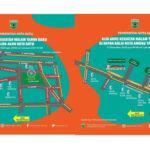 Daftar 8 Ruas Jalan di Kota Batu yang Ditutup Pada Malam Tahun Baru