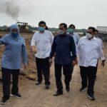 Proyek Kawasan Industri Halal di Kawasan Safe N Lock Sidoarjo Dikebut