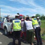 2 Motor Adu Banteng di Sampang, Dua Pengendara Tewas