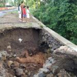 Sejumlah Jalan di Magetan Rusak Akibat Banjir