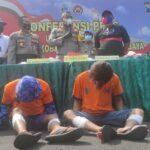 Polisi Tembak Mati Satu Kurir Narkoba Asal Malang