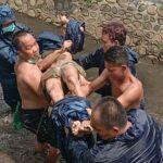 Tagis Histeris Istri Pria Tewas Mengambang di Sungai Probolinggo