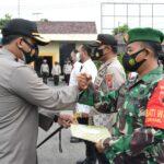 Berhasil Usut Kasus, 27 Personel Polres Pamekasan Dapat Penghargaan