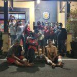 Rampas Uang Nasabah Rp180 Juta, Dua Jambret di Jombang Ditembak Polisi