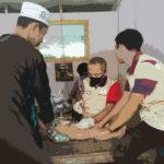 Perawat di Pamekasan Keliling Beri Sunat Gratis Anak Kurang Mampu