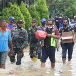 Puluhan Rumah dan Lahan di Dawarblandong Mojokerto Terendam Banjir