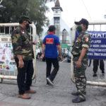 Potret Toleransi Natal di Surabaya, Banser Turut Amankan Gereja