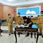 Konsultasi Publik Rancangan Awal Perubahan RPJMD Kabupaten Jombang Tahun 2018-2023