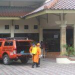 Sejumlah Kantor OPD Pemkab Jombang Disterilisasi