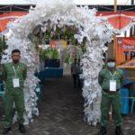 Tingkatkan Partisipasi Pemilih, TPS di Sidoarjo Dikonsep Ala Pernikahan