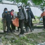 Mr X Tewas Tergantung di Hutan Bakau Kenjeran Surabaya