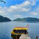 Libur Nataru, Wisata Telaga Ngebel Ponorogo Ramai Pengunjung