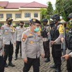 Polres Situbondo Terjunkan 600 Personel untuk Amankan Pilkada