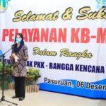 Kerja Sama DP3AKB Kota Pasuruan dan BKKBN Jawa Timur, Gelar Layanan KB MOW di RSUD Dr. R. Soedarsono