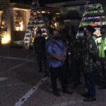 Malam Misa Natal, Banser Jember Patroli Gereja sebagai Bentuk Toleransi