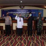 Pencanangan Pembangunan Zona Integritas WBK dan WBBM di BPS Kota Pasuruan
