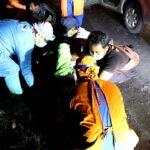 Relawan Pengawal Ambulans Kecelakaan Saat Antar Iringan Jenazah Covid-19 di Jombang