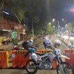 Daftar 26 Ruas Jalan di Kota Mojokerto yang Ditutup Pada Malam Tahun Baru
