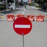 Titik Jalan di Kabupaten Jombang Ditutup pada Malam Tahun Baru