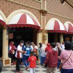 Kampung Coklat Blitar Dipadati Pengunjung, Pengelola Tetap Terapkan 3M