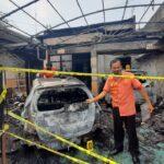 Setelah Mendapat Ancaman Seseorang, Rumah dan 2 Mobil Pejabat Dinkes Tulungagung Terbakar