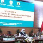 Tekan Kasus Covid-19, Pemrov Jatim Bergantung Pada Kekuatan Pentahelix