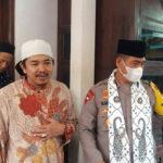 Jelang Pilkada, Kiai Kholil Menerima Kunjungan Wakapolda Jatim