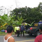 Haluan Terlalu Menganan, Pesepeda Motor Kritis Setelah Tabrak Truk di Blitar