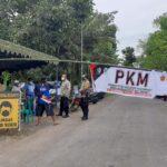Belasan Warga Positif Covid-19, Desa Karangsono Tulungagung Lakukan Pembatasan