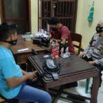 Diduga Hendak Pesta Miras di Malam Tahun Baru, Dua Pemuda di Blitar Ditangkap