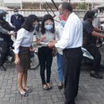 Jemaat Misa Natal di Surabaya Dihantui Kekhawatiran Tertular Covid-19