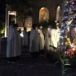 Pohon Natal dari Sayuran di Gereja Santo Yusup Jember, Simbol Keprihatinan dan Harapan