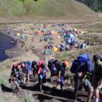 Gunung Semeru Meletus, Materi Vulkanik Penuhi Area Curah Kobokan, Warga Mengungsi