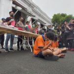 Lima Tersangka Penganiayaan hingga Tewas di Surabaya Dibekuk