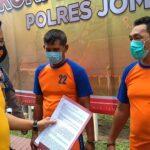 Dua Perampas Uang Nasabah Rp 180 Juta di Jombang Sudah Beraksi di 12 TKP