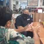 Malam Natal, Plt Wali Kota Surabaya Pantau Prokes Covid-19 di GKI Diponegoro