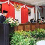 Enam Fraksi DPRD Kota Pasuruan Menerima Raperda APBD 2021 Ditetapkan sebagai Perda