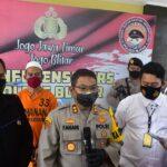 Gauli Gadis Ingusan di Kandang Ayam, Pria 52 Tahun Ditahan Polisi Blitar