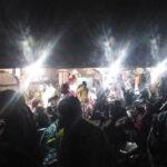 Aktivitas Gunung Semeru Meningkat, Warga Supiturang Lumajang Berhamburan Cari Tempat Aman