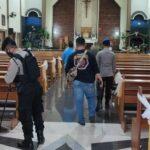Jelang Natal, Polres Situbondo Sterilisasi Sejumlah Gereja