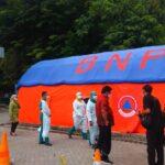 Tiga Rumah Sakit Overload Pasien Covid-19, RSUD Nganjuk Dirikan Tenda