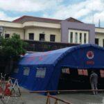 RSUD Mardi Waluyo Kota Blitar Buka Tenda Darurat Antisipasi Lonjakan Kasus Covid-19