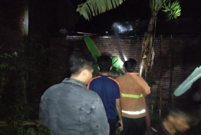 Diduga Korsleting Listrik, Ponpes Al Falah di Situbondo Terbakar