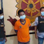 Terekam CCTV Mencuri Susu di Swalayan, Kuli Angkut di Surabaya Tertangkap