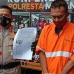 Warga Lamongan Penyebar Hoaks Malang Zona Hitam dan Karantina 14 Hari Ditangkap Polisi