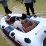 Mandi di Luapan Air Banjir, Bocah Pamekasan Tewas Tersengat Listrik