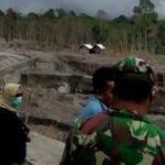 Aliran Lava Gunung Semeru Jadi Tontonan, Ini Peringatan BPBD Lumajang
