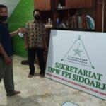 Polisi Sita Atribut di Kantor DPW FPI Sidoarjo