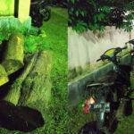 Dihadang Polisi, Pencuri Kayu Jati di Situbondo Kabur Tinggalkan Motor